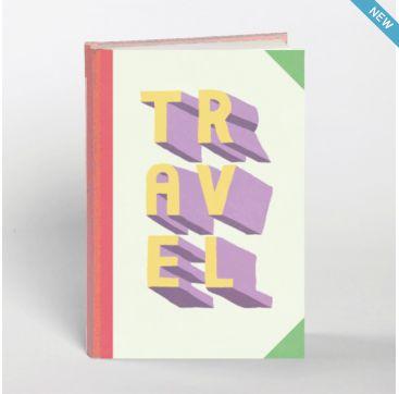 *NEW* gorgeous, hardback travel journal from Ask Alice. #AskAlice #Bobangles #travel #retro #design #Australia