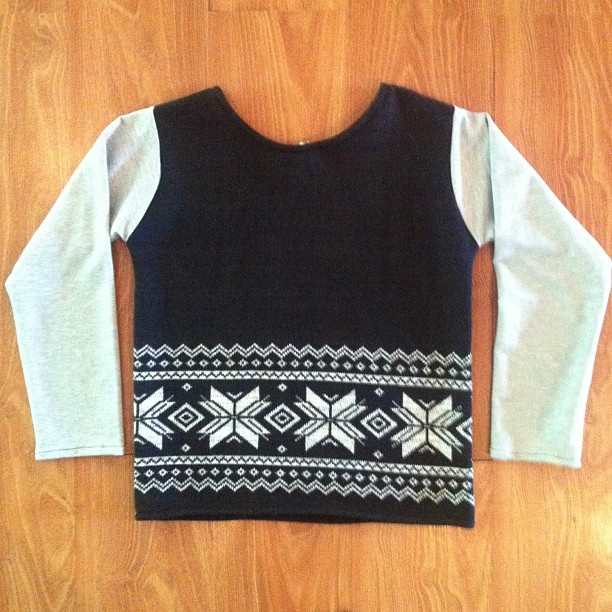 .Sweater MP-FPJ-Dark grey by @mannequinplastic, availabe in our store