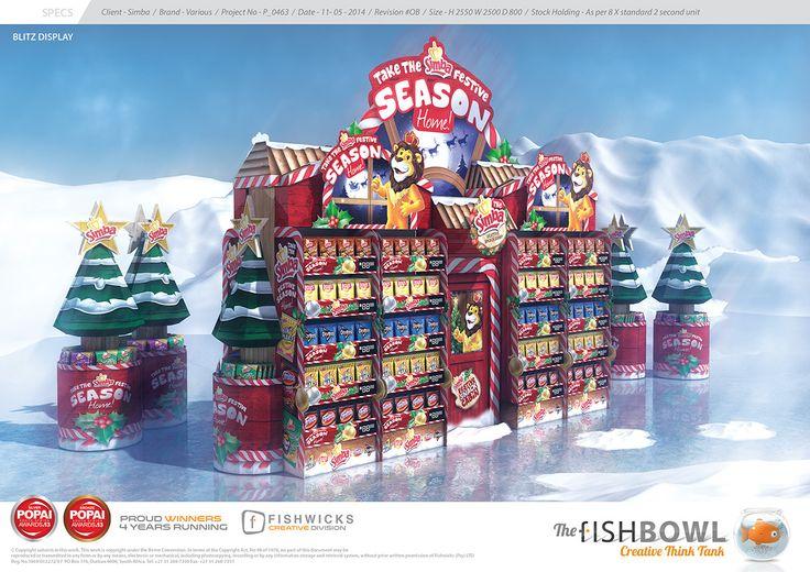 Simba Festive - Display Solutions on Behance