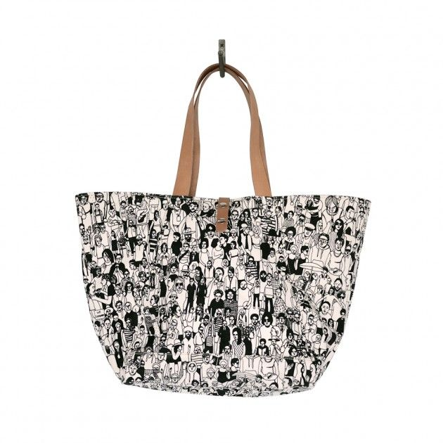Farm Tote from Makr