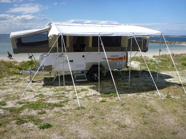 Brilliant Caravan Hire Australia  Campervan Rent Brisbane Sunshine