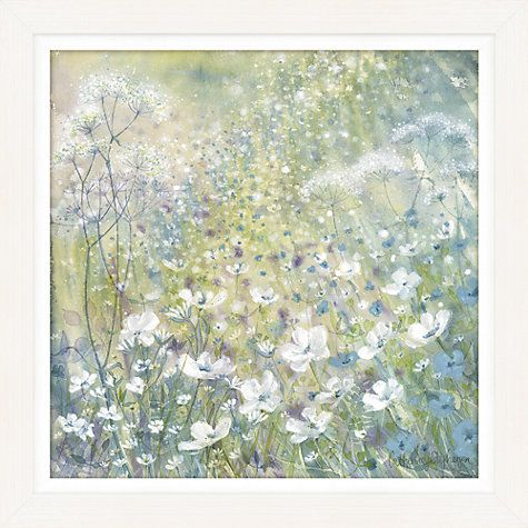 Catherine Stephenson Floral Dream Print On Canvas 88 X