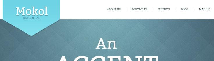 website template voor een Webdesign bureau   Webdesign   Pinterest ...