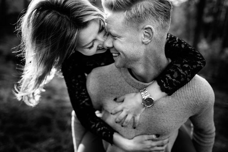 Loveshoot in het Mastbos | door de Kievit Bruiloften