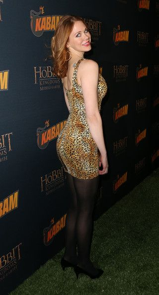Maitland Ward Photos: Celebs at 'The Hobbit' Game Launch