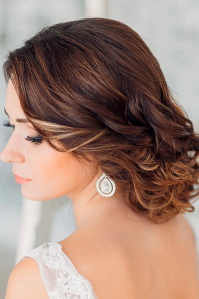 8 best vickie images on Pinterest | Hair ideas, Wedding hair ...