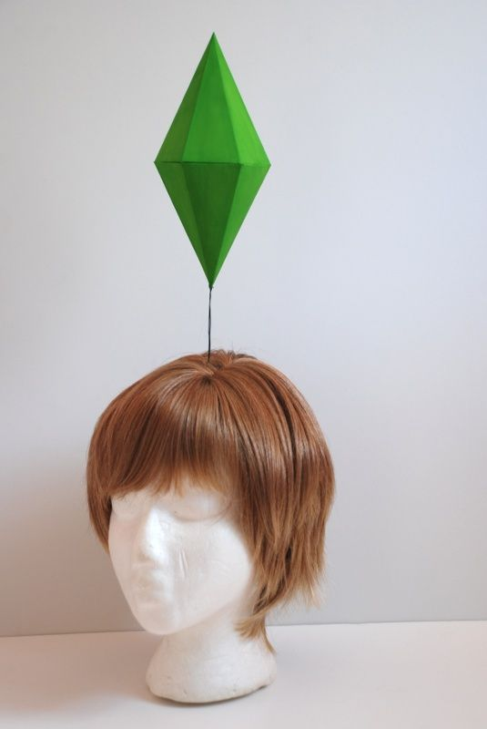 Sim cosplay (I should totally do this some time)