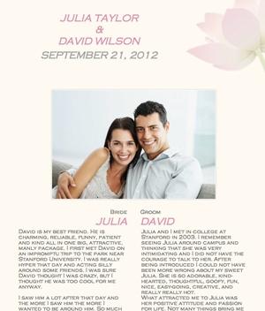 Great free easyto navigate Wedbuddy free wedding website ...