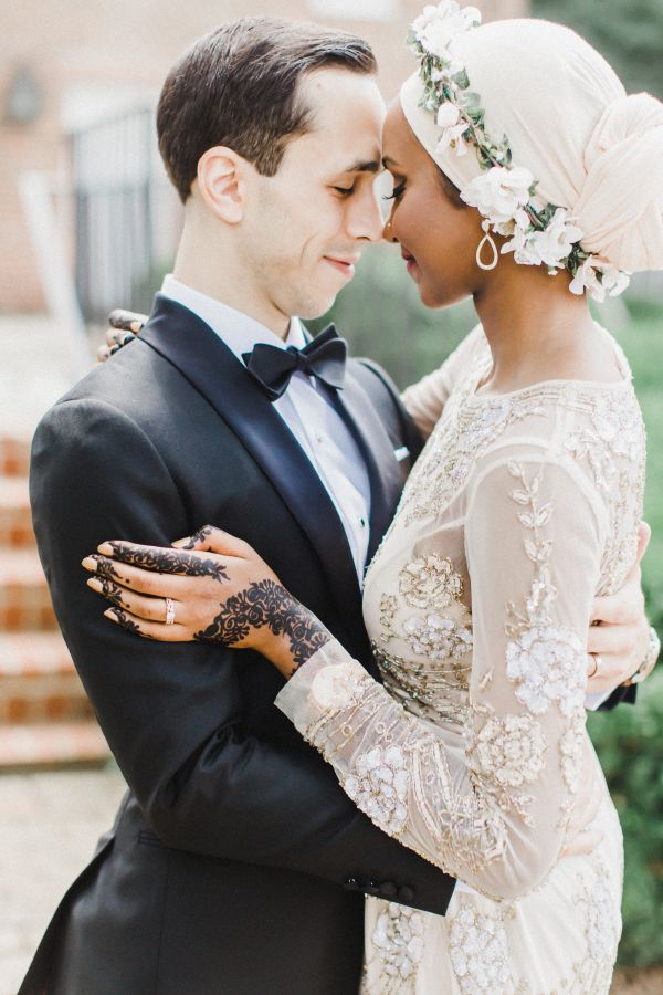 Gorgeous Washington DC wedding: http://www.stylemepretty.com/2016/10/05/multicultural-wedding-in-dc/ Photography: Annamarie Akins - http://www.annamarieakinsphotography.com/