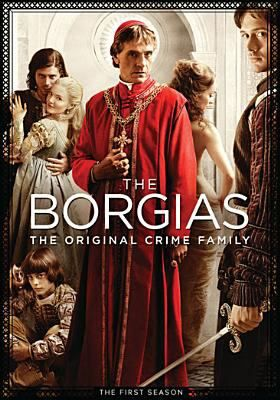 The Borgias...Amazing show. Finished the first season last night on Netflix!!!! Completely addicted!