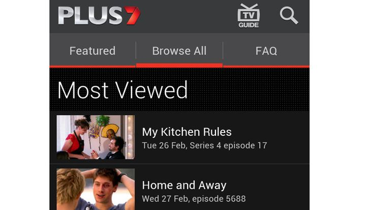 Yahoo!7 finally gives iOS users catch-up TV app Plus7 | Apple users will finally be able to catch up on Home and Away and Dawson's Creek episodes on their iPhones and iPads from today. Buying advice from the leading technology site