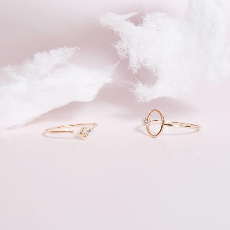 Rings by SARAH & SEBASTIAN