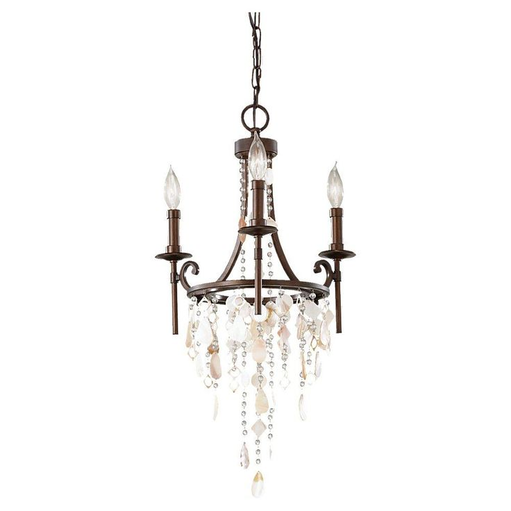 12 best Mini Chandeliers....small spaces images on Pinterest ...