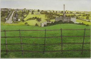 Bliss Tweed Mill by Joseph Winkelman