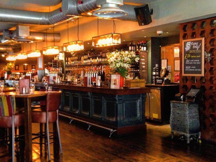 The Gable, London | London Bar, Restaurant & Party Venue