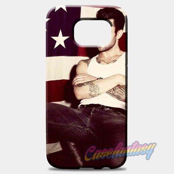 Adam Noah Levine Maroon 5 Samsung Galaxy S8 Plus Case | casefantasy