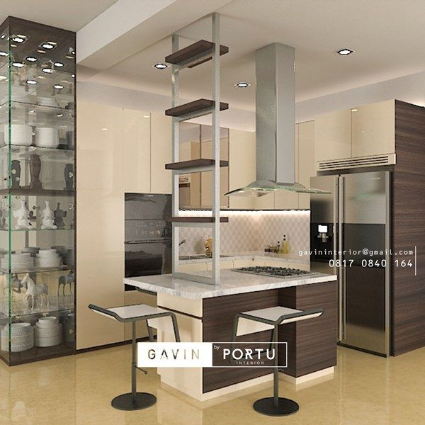 Review Kitchen Set Meja Island Kombinasi Lemari Display Kacac Untuk Dabur Bersih Minimalis Modern Finishing Hpl Kombinasi Warna Un Lemari Furniture Minimalis