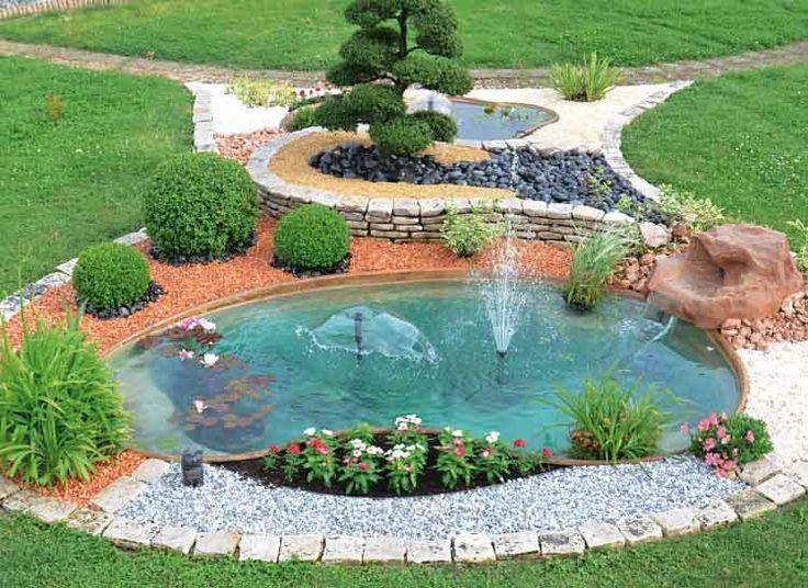 Pi di 25 fantastiche idee su laghetti da giardino su for Laghetto i giardini