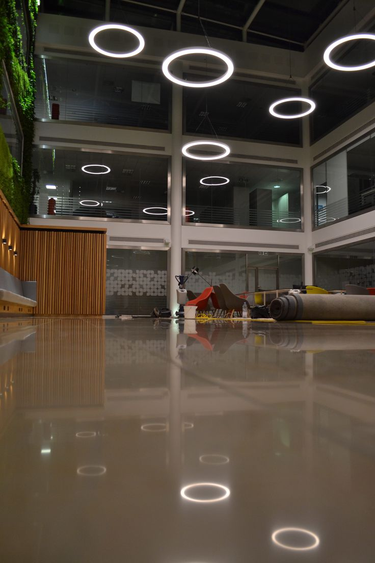 Commercial Limestone Floor Cleaning & Maintenance Services Surrey