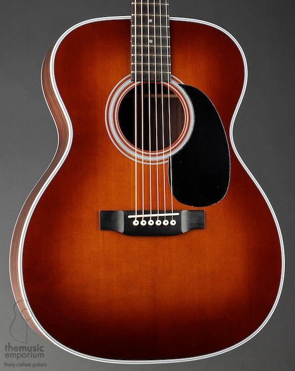 Martin Guitar 000 28 Ambertone