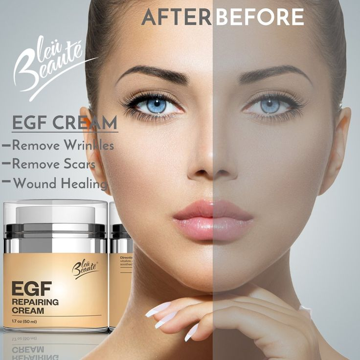 @bleubeaute EGF plays an important biological role and is responsible for cellular growth, proliferation, differentiation and survival. When EGF is applied to the skin, tissue regeneration can begin. www.bleubeaute.com