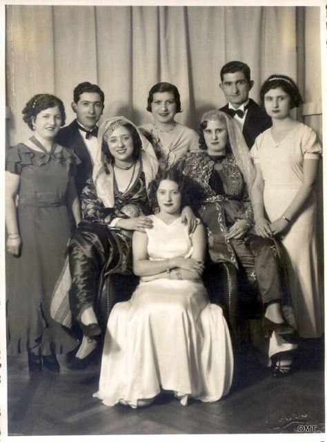 bir düğün gününden geleceğe bakmak... F: İstanbul, 1930lar #istanlook
