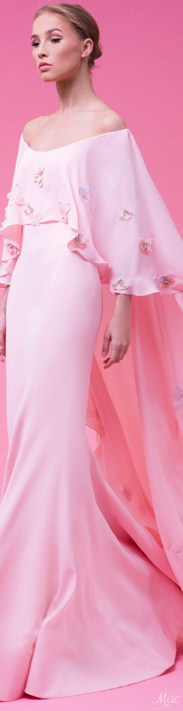 Spring 2017 Ready-to-Wear Rani Zakhem