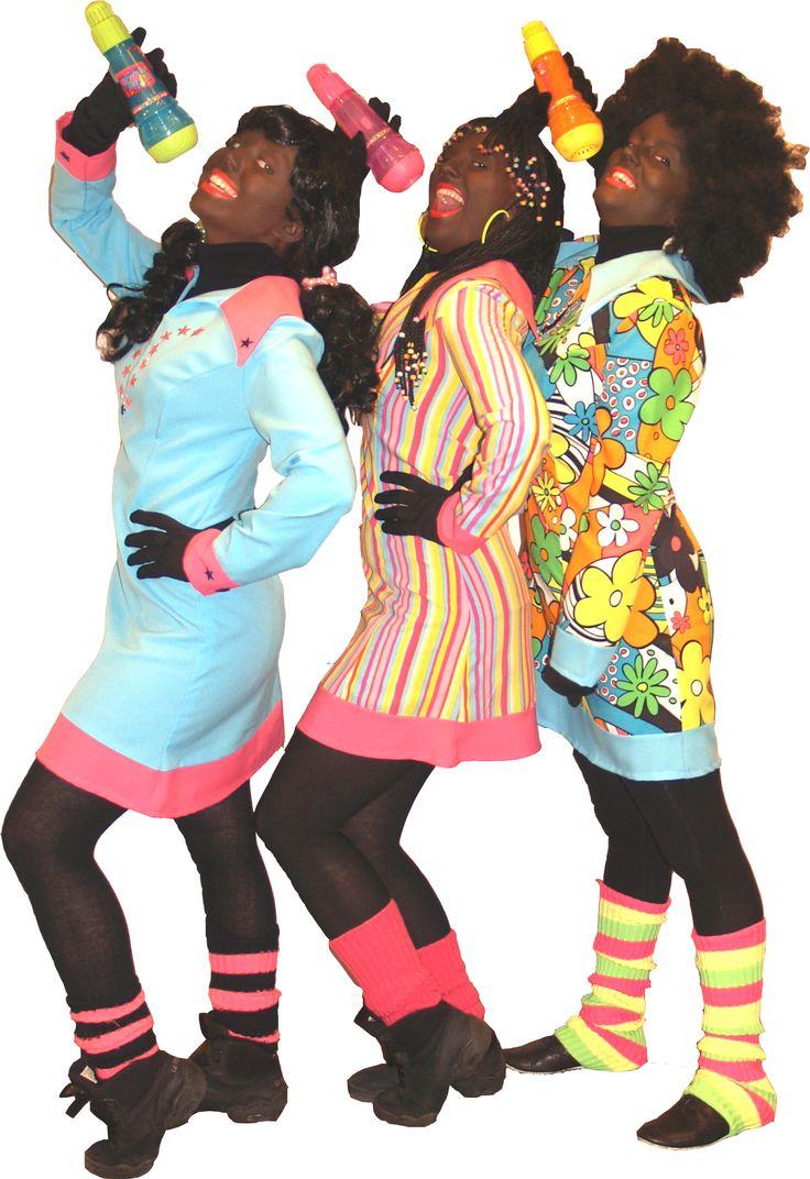 De 3P's : drie stoere meiden. De 3P's zijn prettig gestoord, zitten vol energie en weten de sfeer er goed in te brengen.