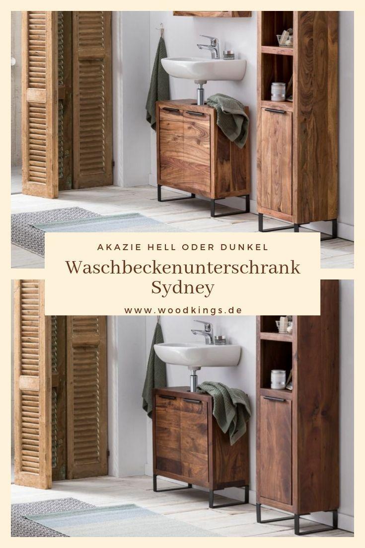 Pin Auf Waschtisch Waschbeckenunterschrank Badideen