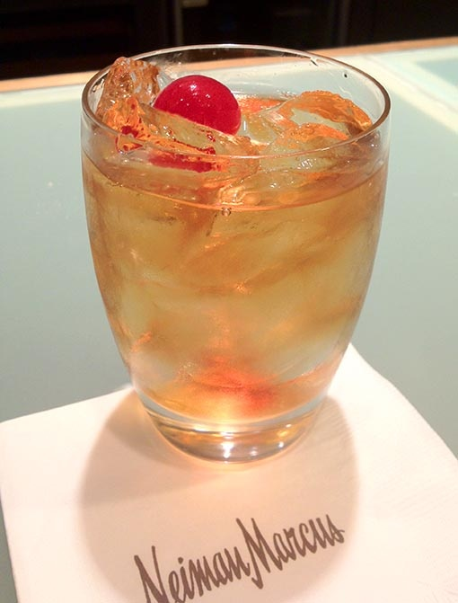 Cherry Moscow Mule. #NMHappyHour