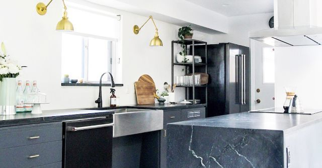 These Are Our Favorite Kitchen Cabinet Paint Colors Best Kitchen