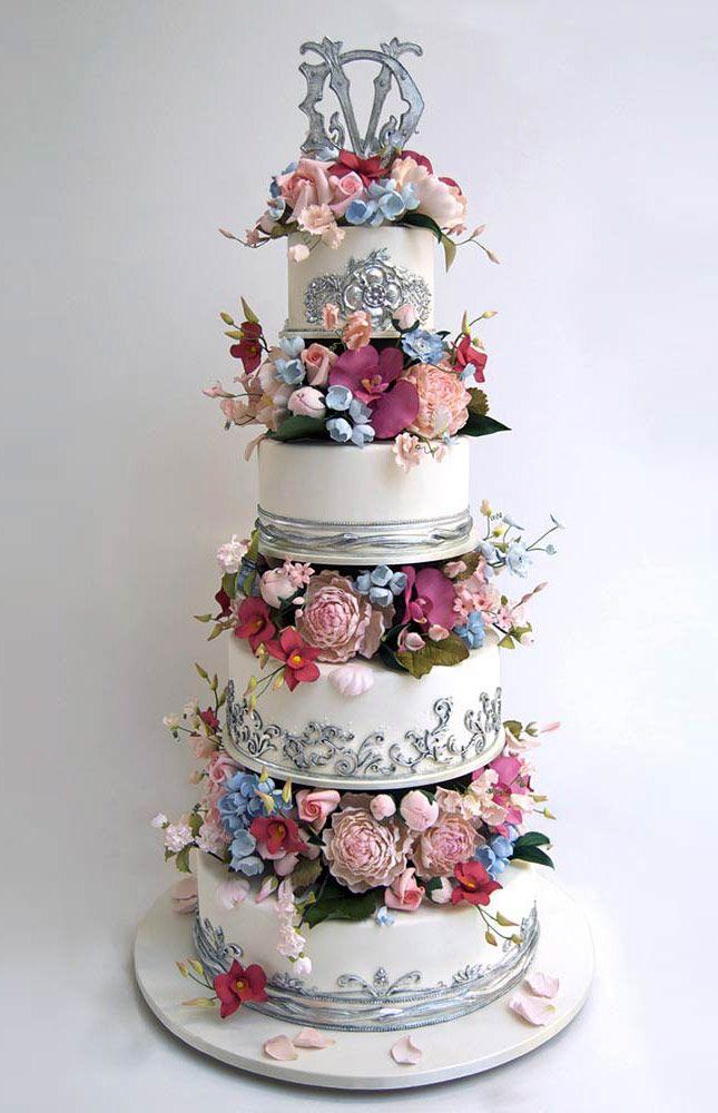 1855 best Wedding Cakes Beautifully Designed images on ...