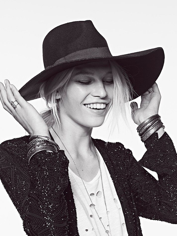 Lack of Colour Montana Wide Brim Hat at Free People Clothing Boutique