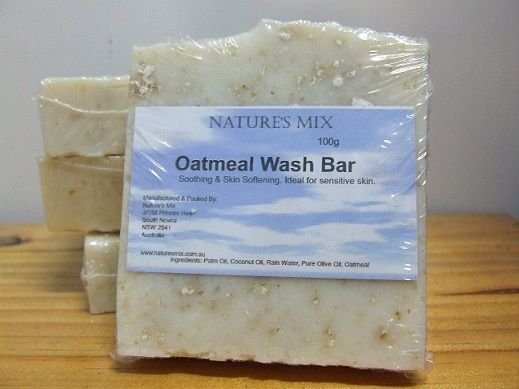 Oatmeal Wash Bar