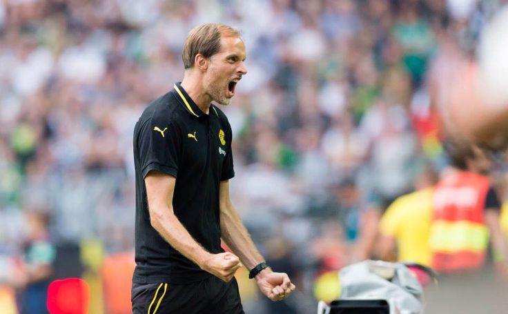 Thomas Tuchel's first Bundesliga game with Borussia Dortmund saw a thrashing of UEFA Champions League contenders, Borussia Mönchengladbach and they now subsequently occupy the second spot in the table, behind current German champions, FC Bayern München. There's still 33 matches to be played, but if the Black and Yellows' performance against the Foals is anything to go by, then Borussia Dortmund fans can expect wonderful things from a revitalised Dortmund side under Thomas Tuchel.
