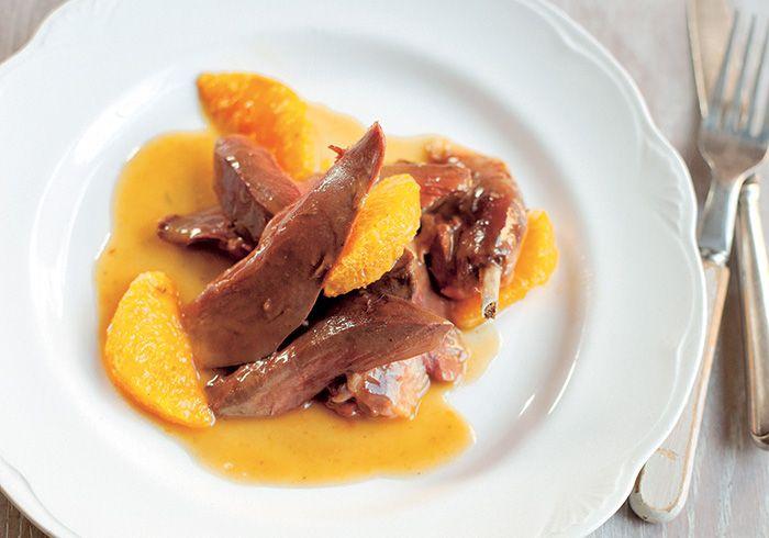 Pierre Koffmann » Canards Sauvages au Suc d'Orange