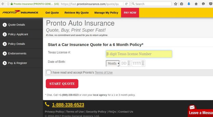 Pronto insurance login online login in 2020 insurance