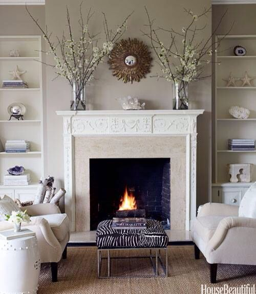 Fireplace Decorating Ideas Photos: 301 Moved Permanently