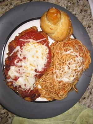 Crispy Chicken Parmesan - recipe from Americas Test Kitchen Family ...