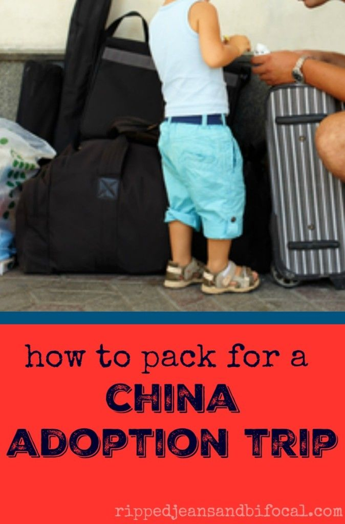 How to pack for a China adoption trip|Ripped Jeans and Bifocals |adoption tips|packing tips|packing ideas|adoption travel|international adoption|China adoption|parenthood|