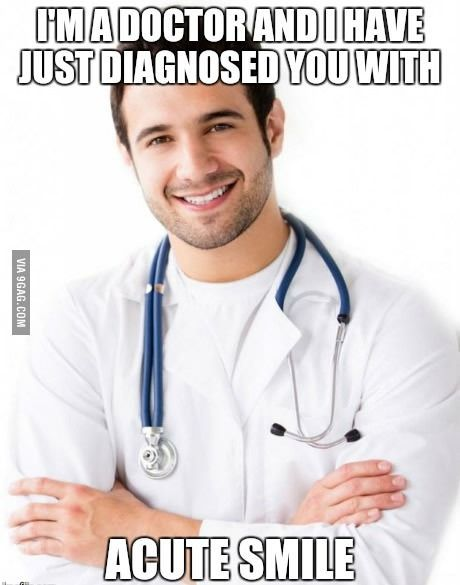 Doctor pick up line