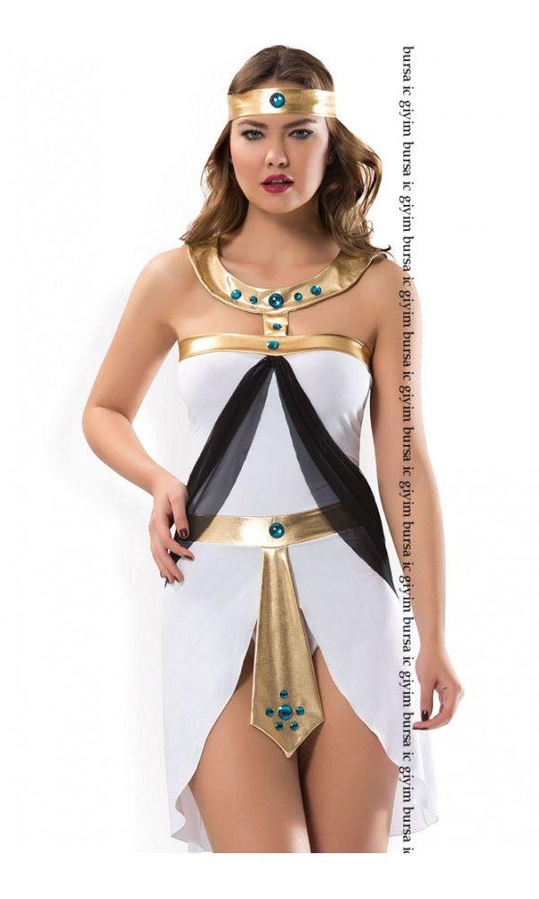 Mısır Tanrıçası Kostümü
