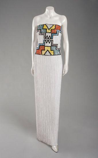 Dress Mary McFadden, 1987 The Philadelphia Museum of Art