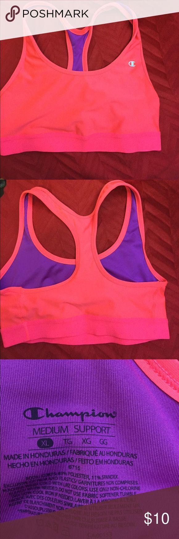 Sports bra Medium Support brand new Champion sport bras  XL Brand New Champion Intimates & Sleepwear Bras
