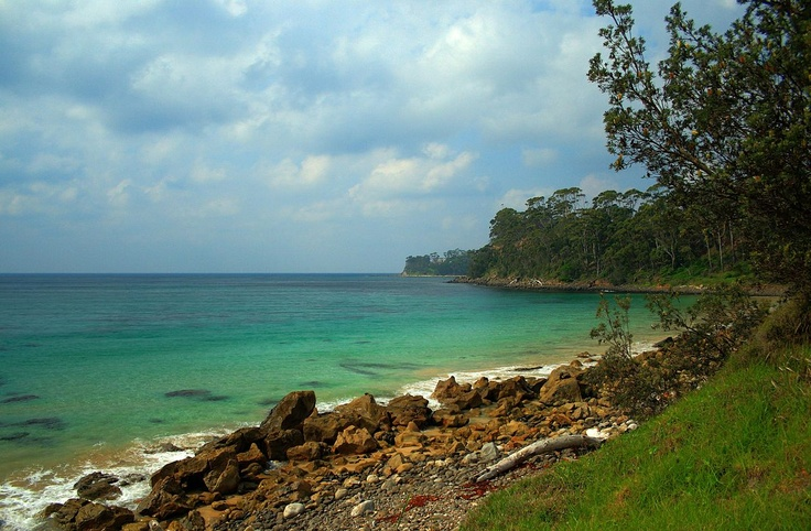 From Narrawallee Australia looking towards Bannister Head — Been There. Loved That. — Medium