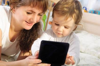 Find the best educational and fun iPhone, iPad, or Android apps for your baby or toddler.