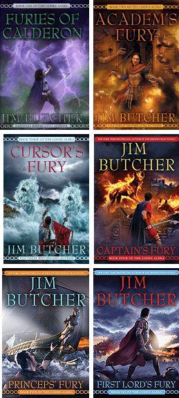 Codex Alera Series by Jim Butcher. Excellent series. http://www.goodreads.com/series/45545-codex-alera