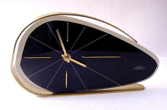 Art Deco Retro Vintage Clock