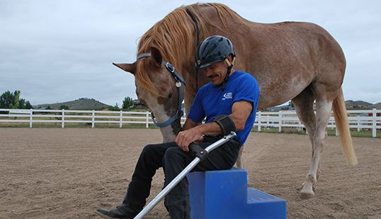 PATH International. Professional Association of Therapeutic Horsemanship International. Ensuring excellence and changing lives through equine-assisted activities and therapies.