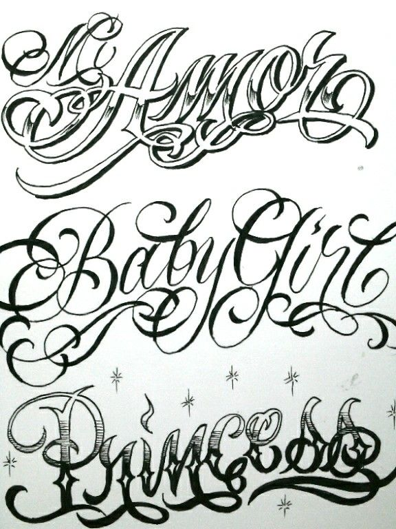 cursive letters tattoos fonts letras tibu fonts and drawings 19947 | fd58663974c5492337b0b75689585059 tattoo lettering fonts tattoo script